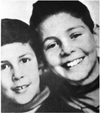 Patrick et Rudy Modiano