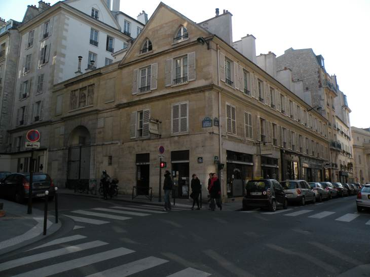 Rue Monsieur Leprince
