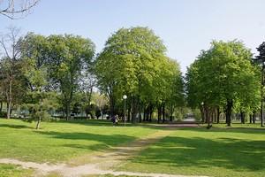 Cité universitaire, boulevard Jourdan