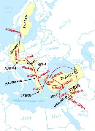 syriarefugeemap