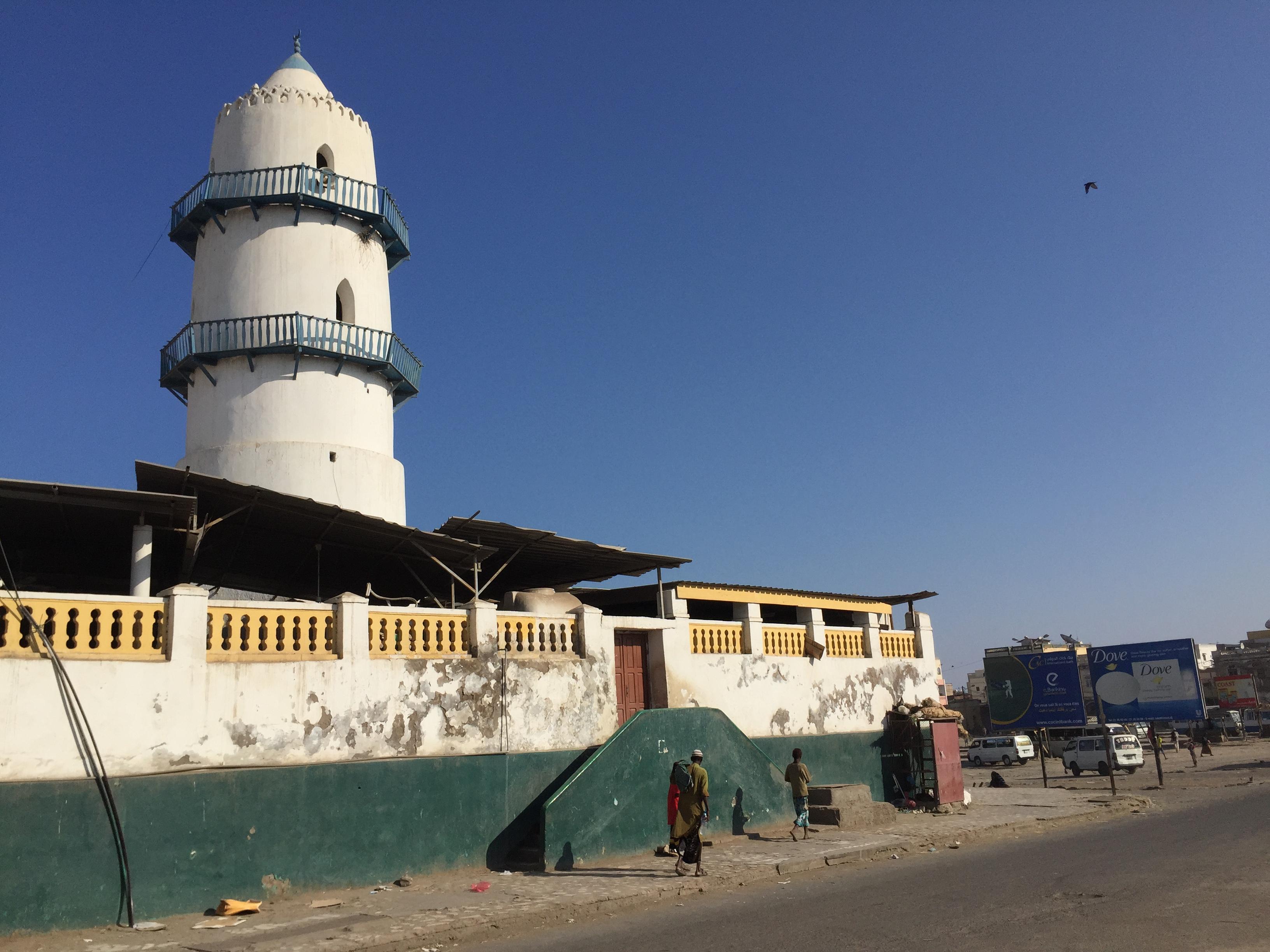 Djibouti: Passage des Larmes par Abdourahman Waberi