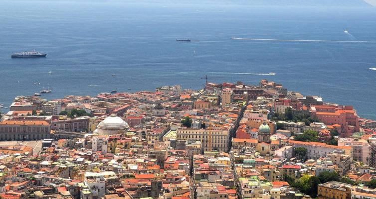 Naples: Les Romans Napolitains/L'Amie Prodigieuse par Elena Ferrante