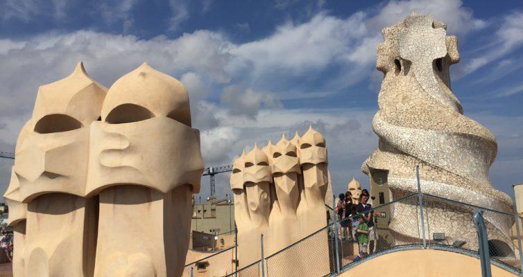 Barcelone: L'ombre du vent par Carlos Ruiz Zafón