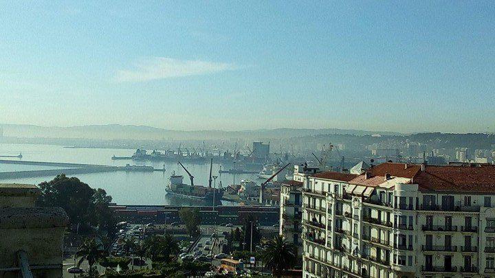 Alger et son port