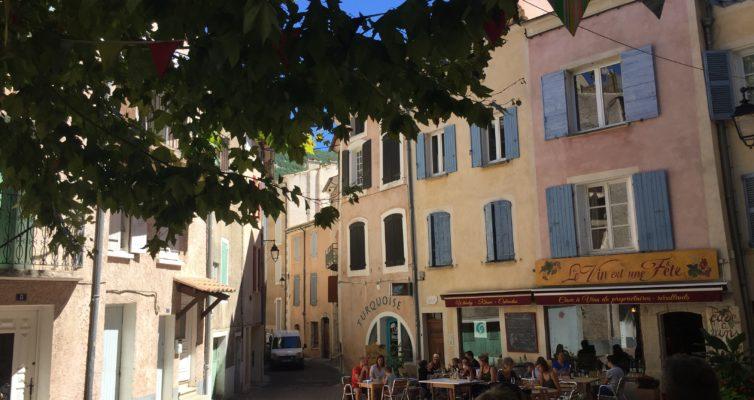 Provence : Le hussard sur le toit par Jean Giono, La charrette bleue par René Barjavel, Madame de Sévigné et Ventoux par Bert Wagendorp